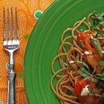 Fridge-Clearing Veggie Spaghetti