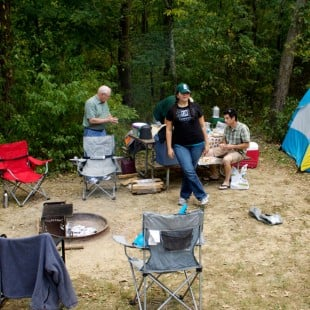 Camping on Mt. Saint Kale Chips