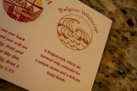 Belgian Whitecap