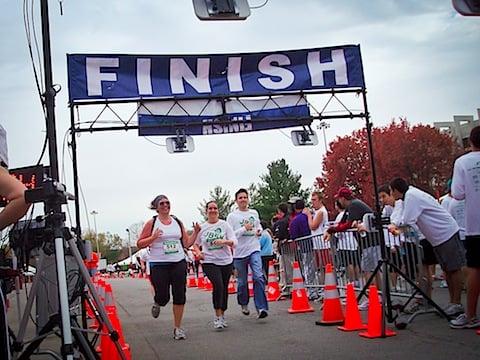 Jill Behrman 5K Race