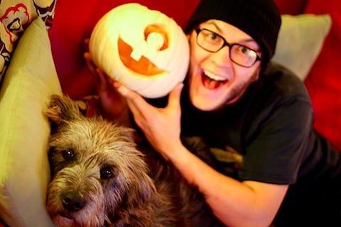 Puppyface Pumpkin