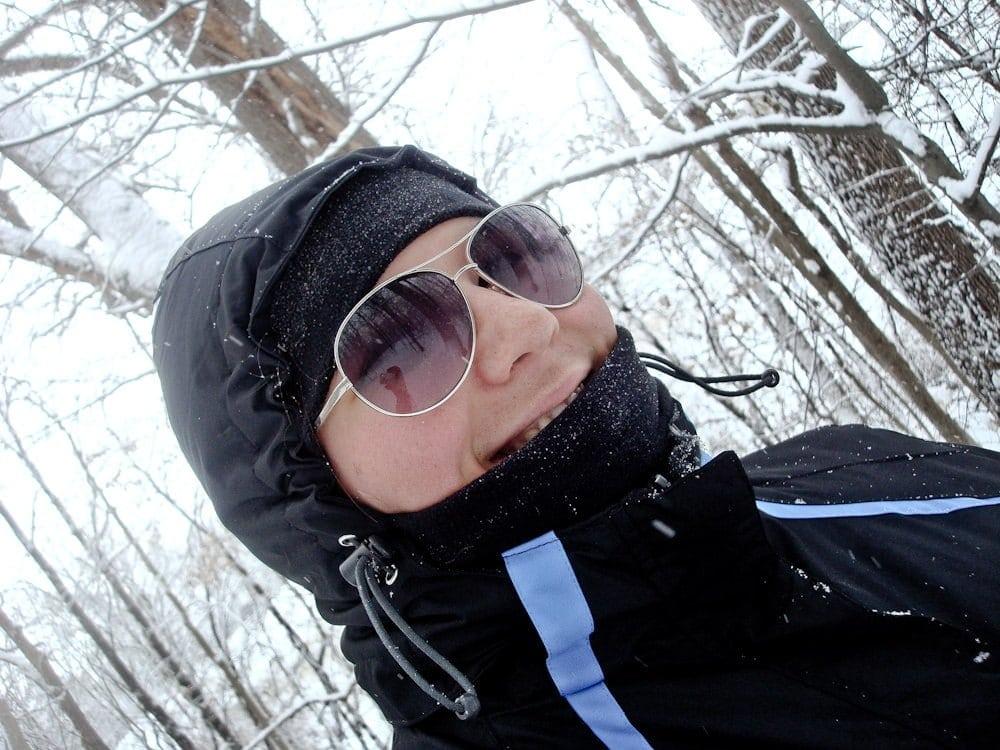 me snow coat