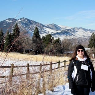 a life-changing hike in the flatirons.
