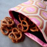 tutorial : reusable snack bag tutorial