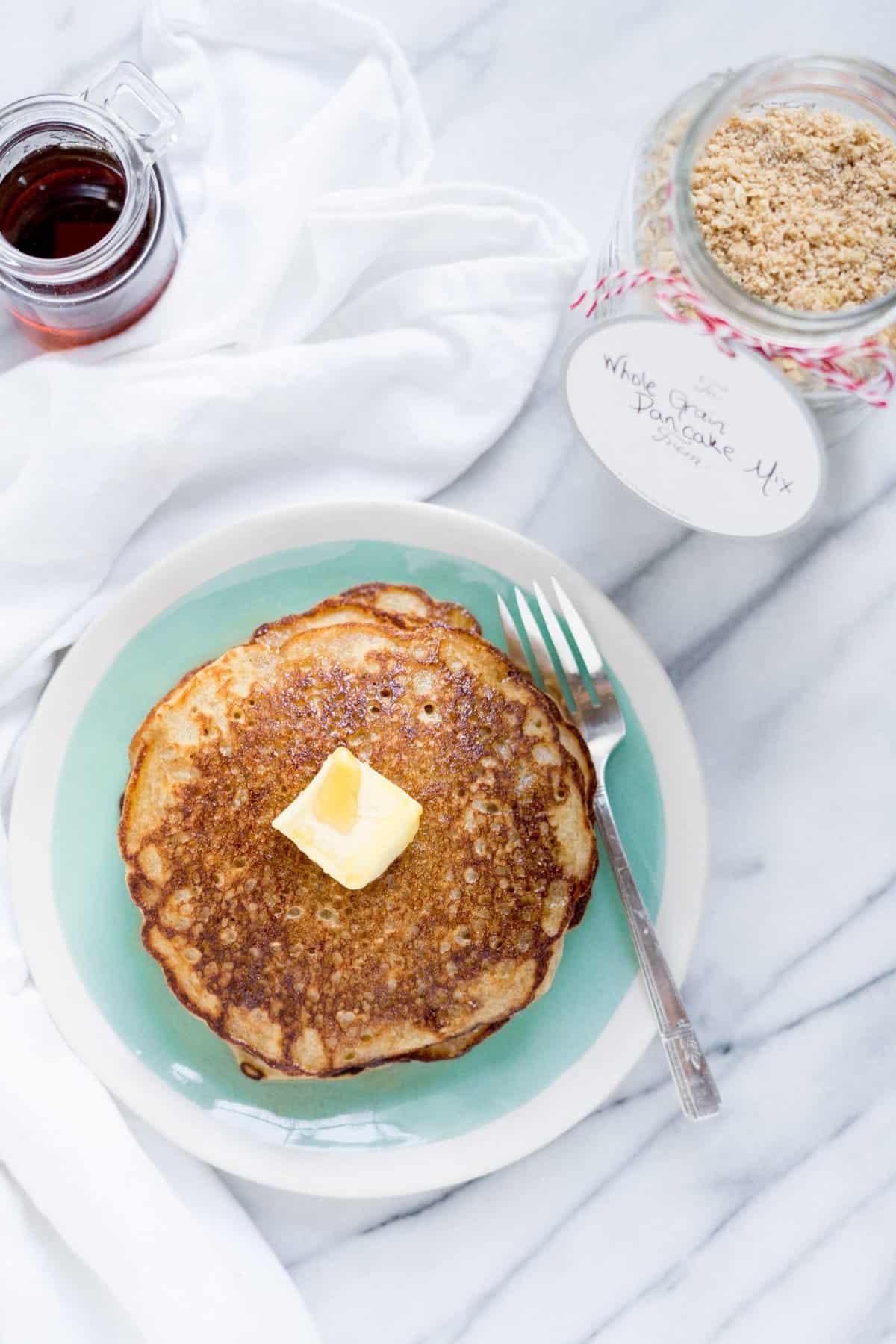 whole grain pancake mix wholefully