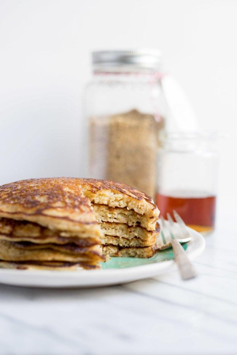 Whole Grain Pancake Mix - Pancakes