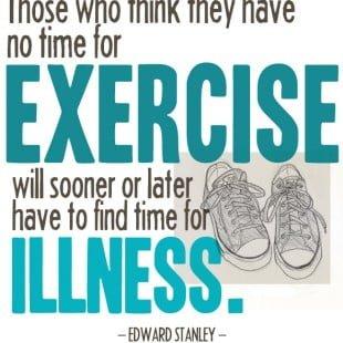monday motivation: get movin'!
