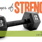 summer of strength: challenge introduction (+ giveaway winners!)