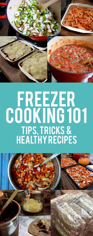 freezer cooking 101 - Wholefully