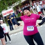 hoosiers outrun cancer race report
