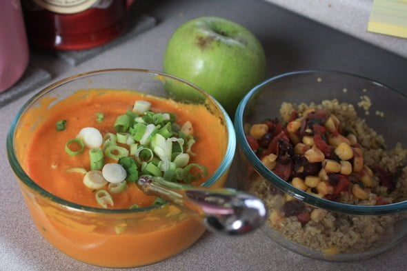 Calories In Whole Foods Apple Almond Quinoa