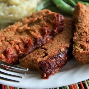 meatless meatlof