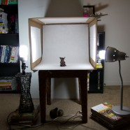 how to build your own lightbox for cheap