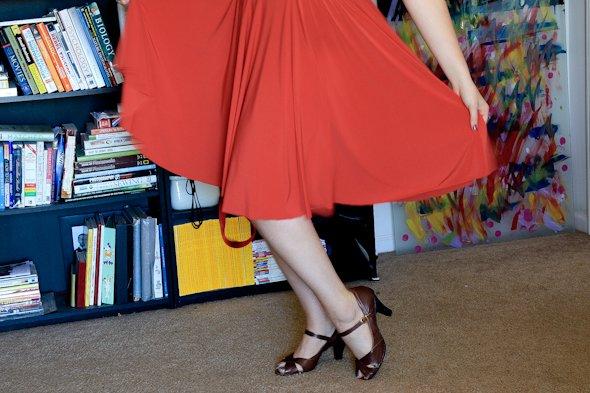 me circle skirt