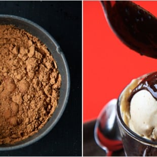 hot fudge sundae chocolate