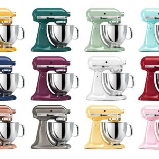 last chance to win a kitchenaid mixer!