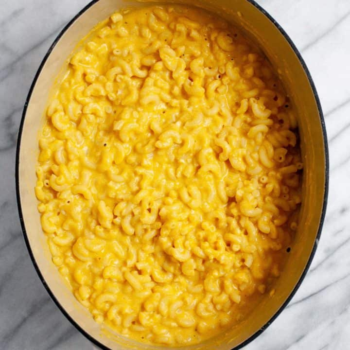 Beer and Butternut Squash Macaroni and Cheese