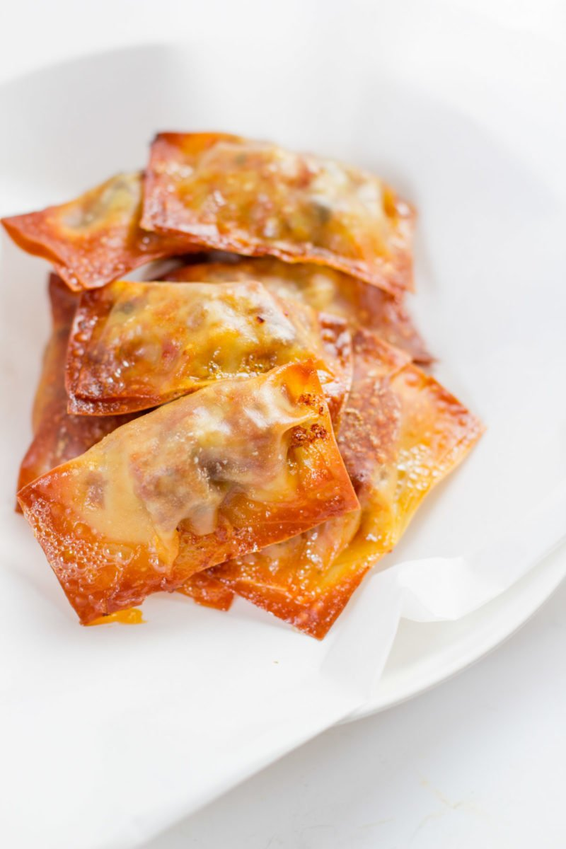 Baked Homemade Pizza Rolls Wholefully