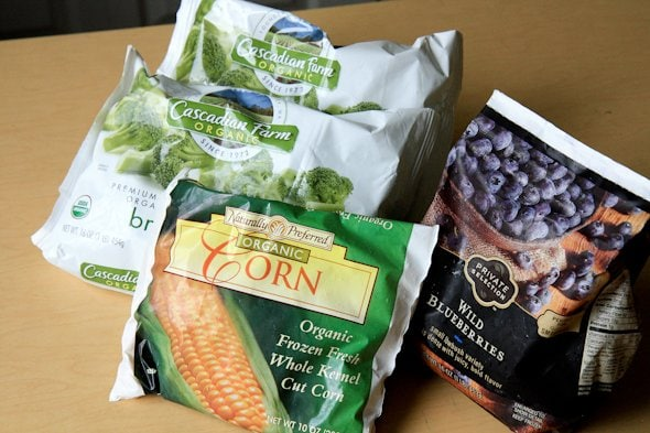 frozen produce groceroes