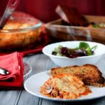 bakey cheesy spaghetti squash casserole