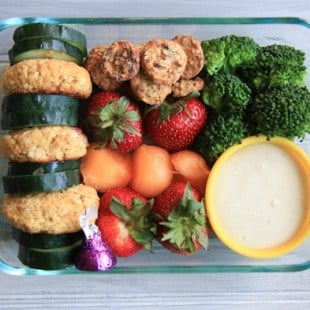 what i ate wednesday: bento-y