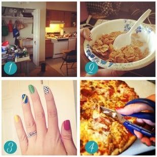 weekend via instagram