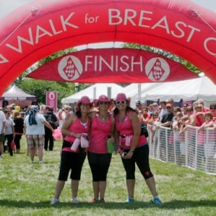 avon breast cancer walk: part one