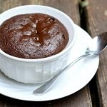 130 calorie chocolate peanut butter microwave cake