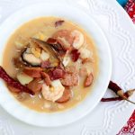 low country seafood chowder