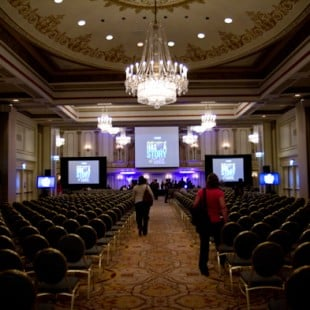 anytime fitness conference 2012: be inspired and be inspiring