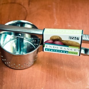 friday freebie: endurance potato ricer [closed]