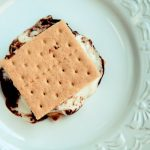 greek yogurt s'mores