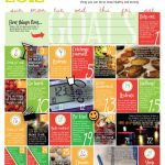 wellness calendar: december 2012 (free printable)