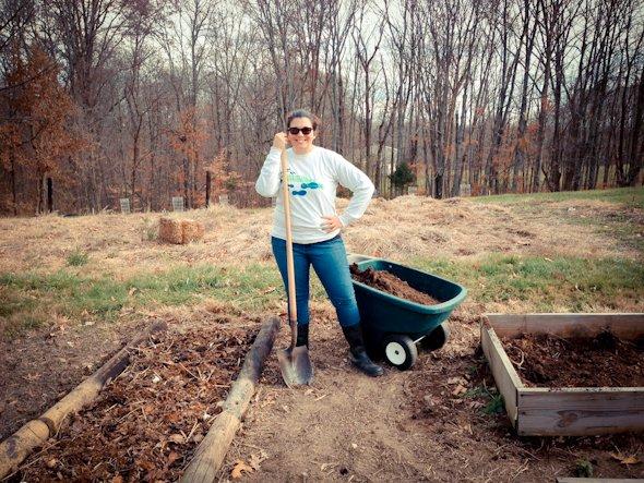 me garden shovel