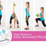 try it out tuesday: killer kettlebell workout