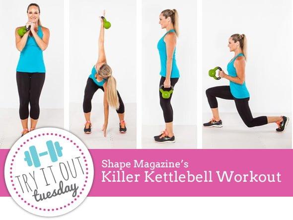 The Basics Workout Killer Kettlebell