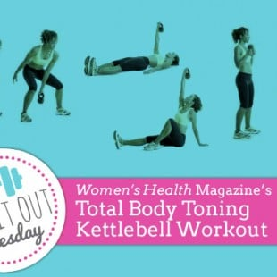 try it out tuesday: total body toning kettlebells