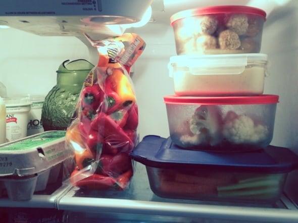 fridge snacks