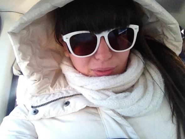 me coat cold