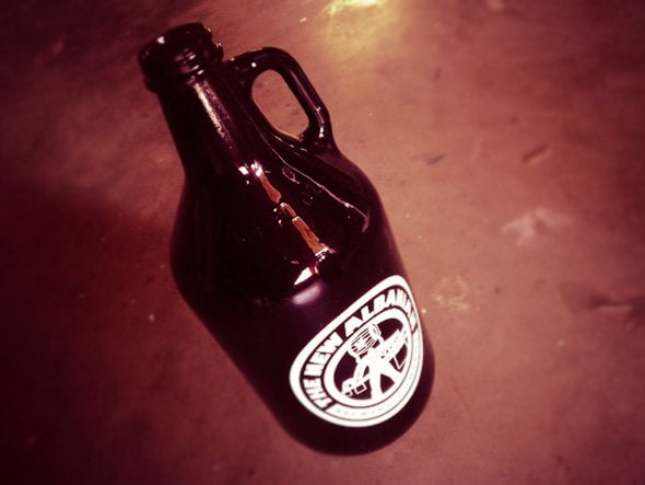 growler beer