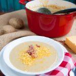 velvety potato soup