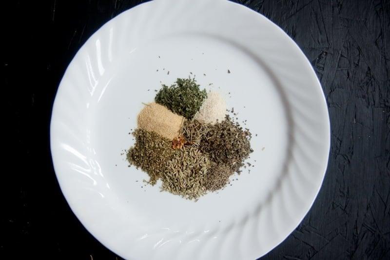 breakfast sausage spices