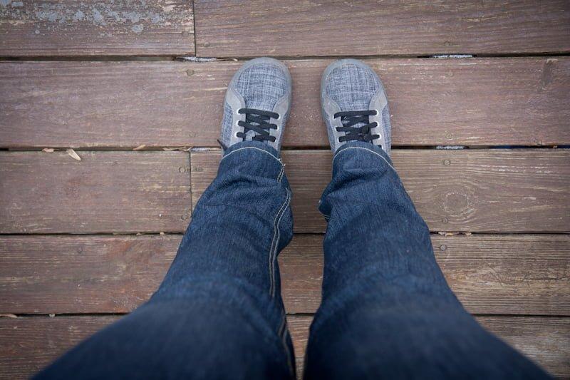 me jeans feet keens