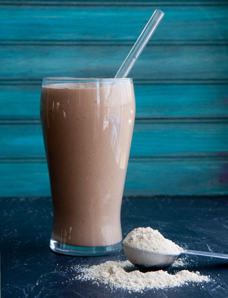 smoothie protein powder