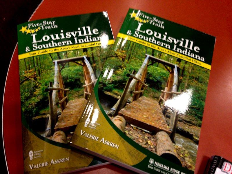 hiking books