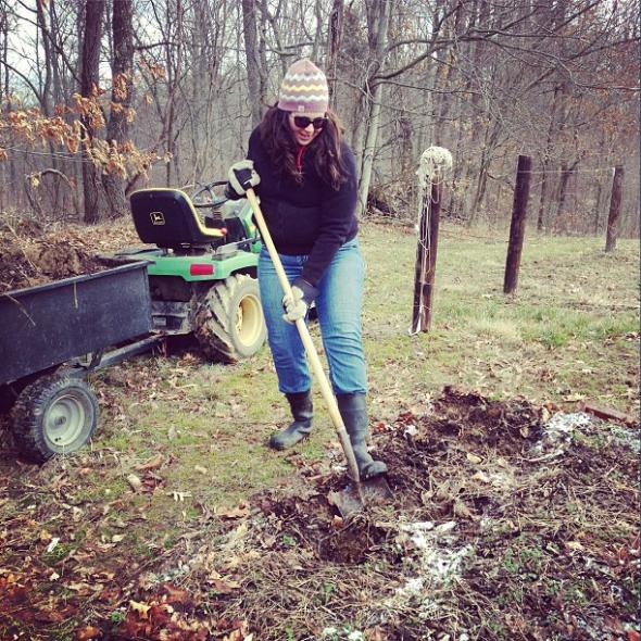 me shovel