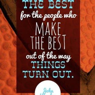 monday motivation: the best