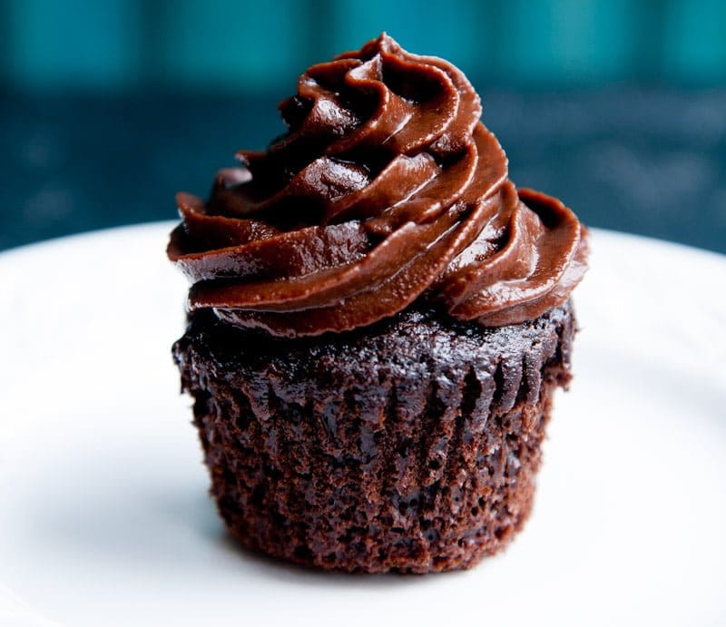 Fudgy Dark Chocolate Date Frosting Wholefully