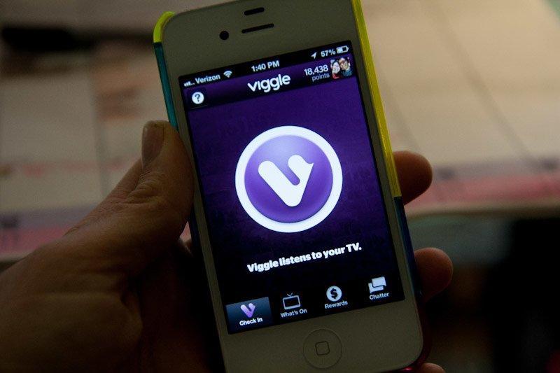 viggle iphone