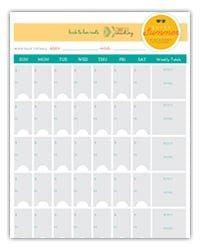 super summer challenge: how it works + printables